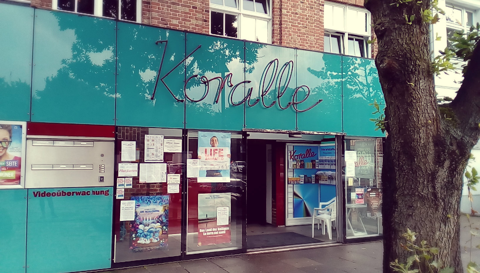 Kino Koralle Volksdorf