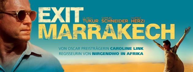 Exit Marrakech / Credit: Arthaus