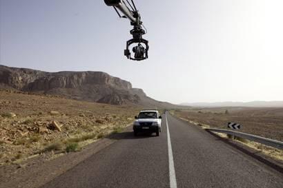 """""""Exit Marrakech""""-Dreharbeiten / Credit: Studiocanal"""