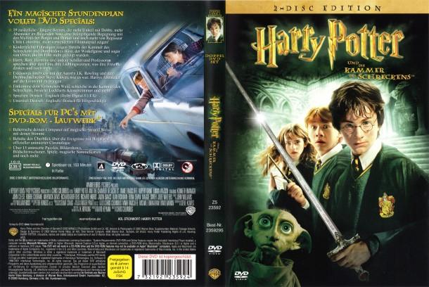 Harry Potter 2 Dvd Highlights Und Hogwarts Rundgänge Imk Film